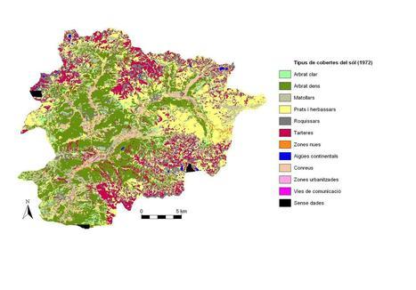 Presentació del Mapa de Cobertes del Sòl d'Andorra | TIG | Scoop.it