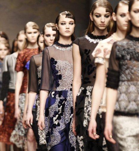 Les coulisses de la Fashion Week | Mes coups de coeur mode (si possible pour enfants) | Scoop.it