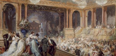 Au Musée d'Orsay, le second Empire fait dans la démesure | Nos Racines | Scoop.it