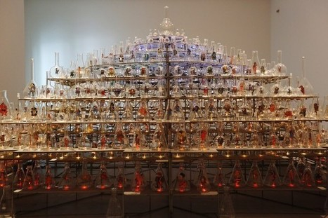 Nasirun's 'Between Worlds'   Art Installations, Sculpture, Contemporary Art   Scoop.it