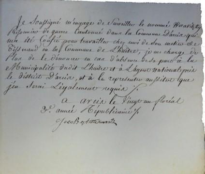 La Révolution Française et ses étrangers (3e partie) | Rhit Genealogie | Scoop.it