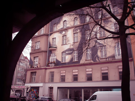 Rone New Street Art - Berlin, Germany | Culture and Fun - Art | Scoop.it