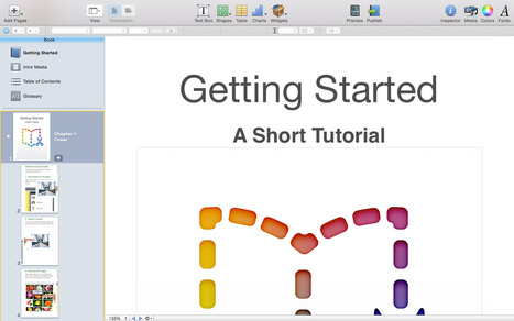 You can now import Book Creator books into iBooks Author - Book Creator app | Blog | IKT och iPad i undervisningen | Scoop.it
