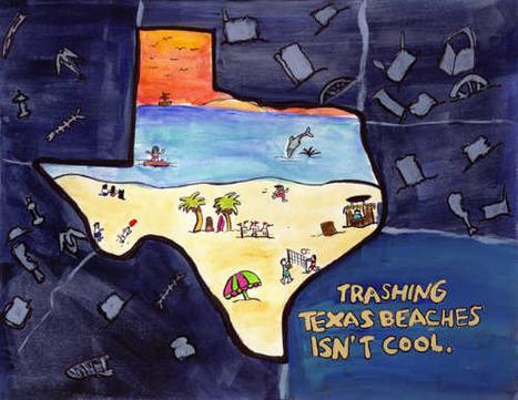 Treasures of the Texas Coast Children's art contest opens   Texas Coast Living   Scoop.it