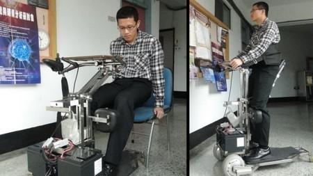 i-Transport robotic vehicle gets wheelchair-bound on their feet | Longevity science | Scoop.it