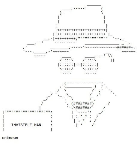 Ascii Art Dictionary / Collection / Index | ASCII Art | Scoop.it