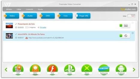 5 de los mejores convertidores de video gratuitos para Mac y PC | Animación y Vídeo Digital | Scoop.it