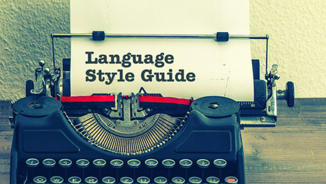 5 Reasons For Having A Language Style Guide | The Upside Learning Blog | APRENDIZAJE | Scoop.it