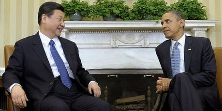 Piratage informatique : la Chine et les Etats-Unis discutent en tête à tête | Geeks | Scoop.it