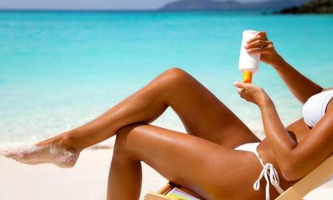 Blog: How to choose the sunscreen?|MV Cosmetiques | Antiaging Innovation | Scoop.it