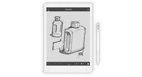 ReMarkable, une ardoise 10.3 pouces pour prendre des notes | Freewares | Scoop.it