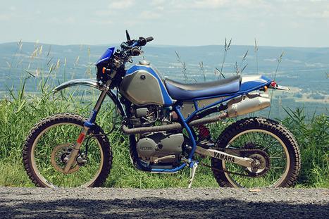 Custom Yamaha XS400 | Life, The Universe & Everything.... | Scoop.it