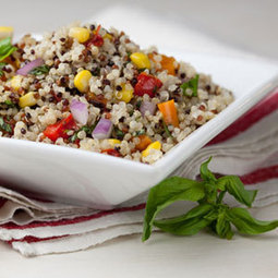 Protein-Packed Meatless Salads: Self.com | favourite recipes | Scoop.it