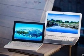 Chromebooks seen as 'disruptive force' in PC market | TMT Disruptive Technologies | Scoop.it