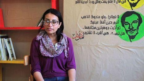Égypte: «Mahie», icône d'une révolution confisquée | Aladin-Fazel | Scoop.it