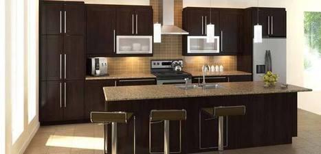 Kitchen Cabinets - Luxurious Prefabricated Cabinets or kitchen | Kitchen Cabinets | Scoop.it