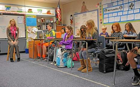 Beach city schools embrace 'mindful' blend of neuroscience and meditation | Mark Taylor International | Scoop.it