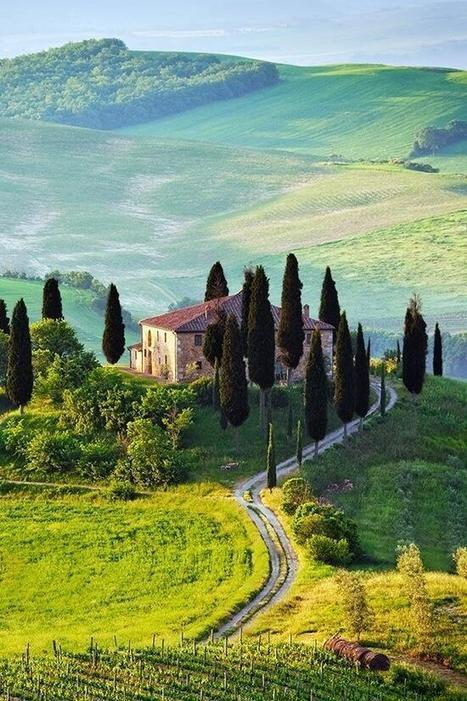 Twitter / million: Tuscany, Italy http://t.co/ltVJzZp49t | Locanda la Pieve | Scoop.it