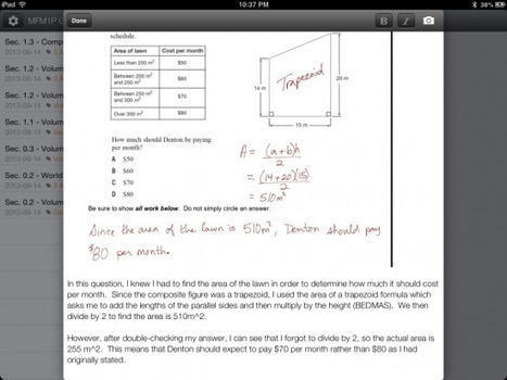 How to Get Students Blogging in Math Class | Efficient & Effective | Close Reading | Scoop.it