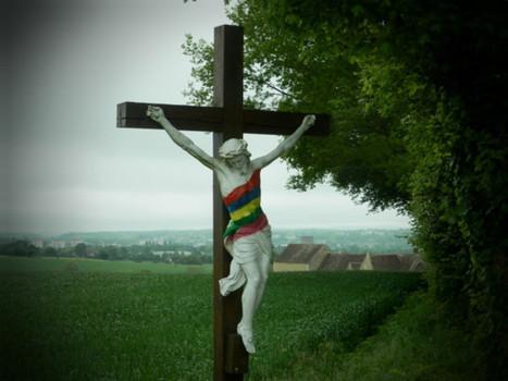 Perche : Le mystère de l'apparition d'un Christ polychrome | Le Mag ornais.fr | Scoop.it