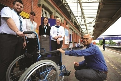Over 60% of rolling stock now accessible for disabled passengers   Accessible Travel   Scoop.it