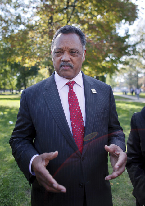 Rev. Jackson Arrested In Protest With Workers | Civil RIghts Activist Jesse Jackson | Scoop.it