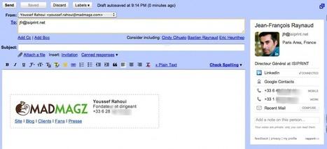 Prospection Commerciale : 4 Méthodes pour Trouver l'E-Mail de Son Interlocuteur | WebZine E-Commerce &  E-Marketing - Alexandre Kuhn | Scoop.it