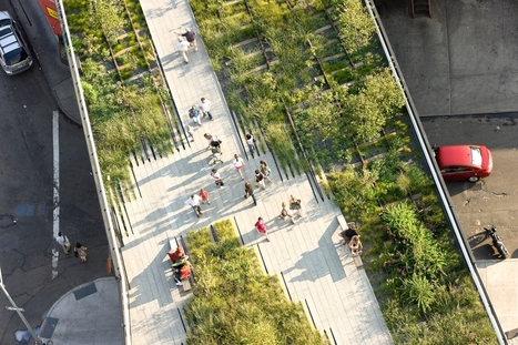 The Urban Landscape: Designing With Cities, Not For Them | green streets | Scoop.it