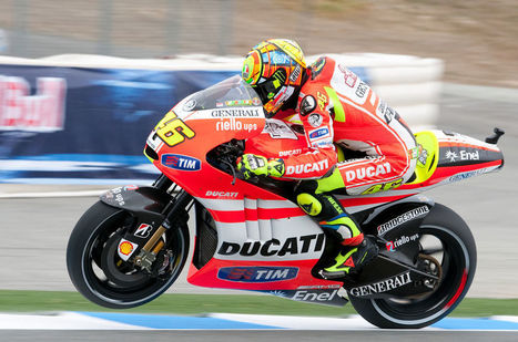 Five Reasons Why Jorge Lorenzo Should Sign With Ducati | Ductalk Ducati News | Scoop.it