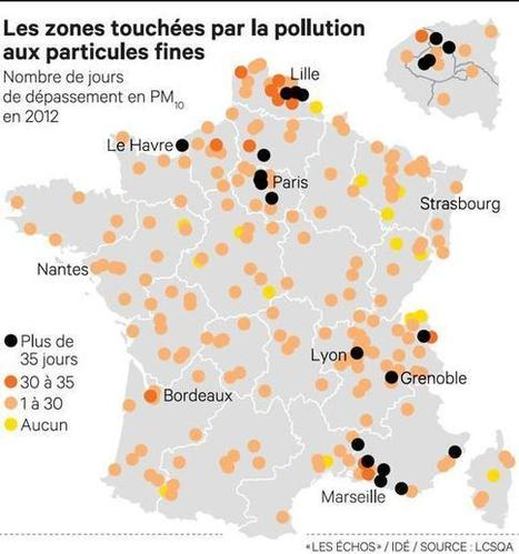 Pollution : mille entreprises font des efforts de transport | Economie Responsable et Consommation Collaborative | Scoop.it