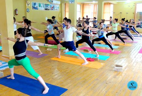 Love wins at AYM Yoga School. Every day | Yoga School Rishikesh India | Scoop.it