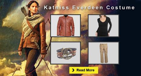 The DIY Guide of Katniss Everdeen Costume | celebrities Leather Jackets | Scoop.it