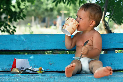 New Toddler Trend: Drinking Coffee (Yes, You Read That Right) | Kickin' Kickers | Scoop.it