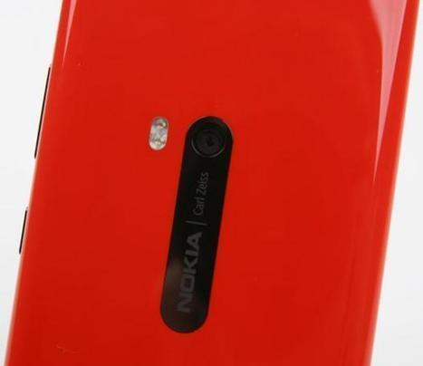 Nokia Lumia 920 : un concentré de technologies - Ere Numérique   e-biz   Scoop.it