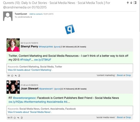5 tools and services that caught my attention this month (January 2015)   Business in a Social Media World   Scoop.it