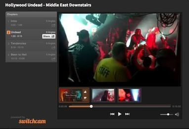 Switchcam Now Produces Broadcast-Quality Crowdsourced Music Concert Videos |Indie-Music.com | independent musician resources | Scoop.it