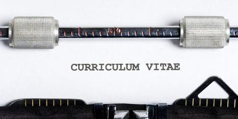Como hacer un buen Curriculum Vitae | Un buen Curriculum Vitae | Scoop.it