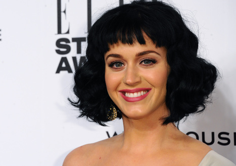Katy Perry Releases New Jewelry Line with Claire's Inspired By Light 'Prism ... | Shopping News | Scoop.it