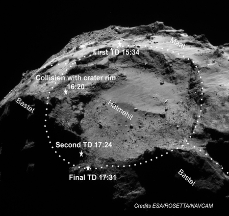 Building blocks of life found among organic compounds on Comet 67P – what Philae discoveries mean | Knowmads, Infocology of the future | Scoop.it