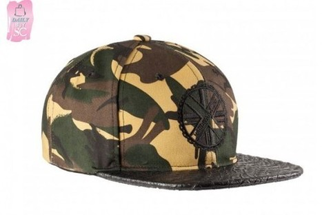 Daily Buy: The Leopard Camosnake Snapback Hat | StyleCard Fashion Portal | StyleCard Fashion | Scoop.it