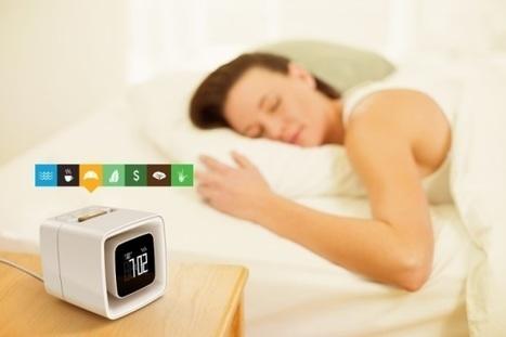 Jeud'e-santé : Quand le sensoriel s'invite dans le sommeil | L'Innovation Santé | Scoop.it