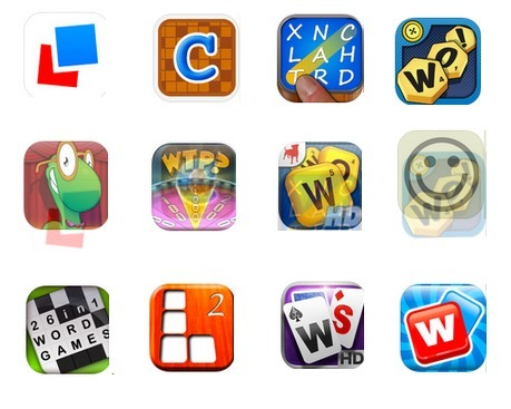 12 Excellent iPad Word Game Apps ~ Educational Technology and Mobile Learning | Elementary Tech | Scoop.it