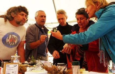 Côte d'Azur: Face au «brevetage du vivant», ils échangent leurs graines | Des 4 coins du monde | Scoop.it