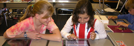 Massachusetts School Launches 1:1 iPad Program for Students in Grades 3-8 | Education Search | Scoop.it