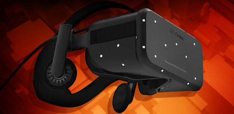 Oculus Unveils New Prototype VR Headset - Top Tech News | Immersive World Technology | Scoop.it