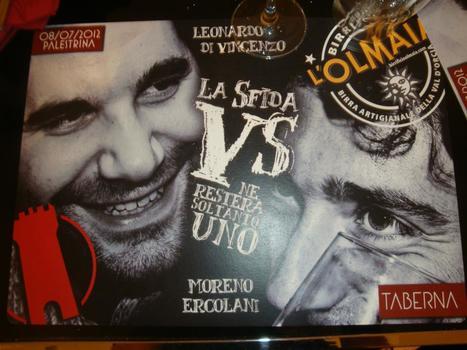 Birra del Borgo vs Olmaia: il mio resoconto | Cronache di Birra | birrachepassione | Scoop.it