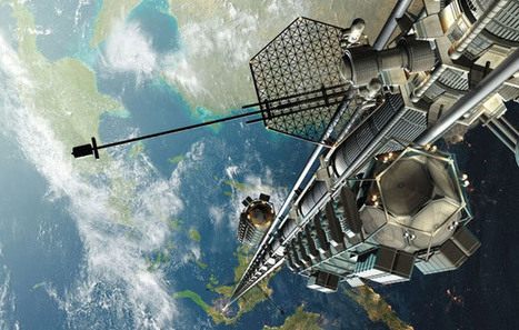 Japanese Company To Build an Elevator From Earth to Space | VIM | Scoop.it