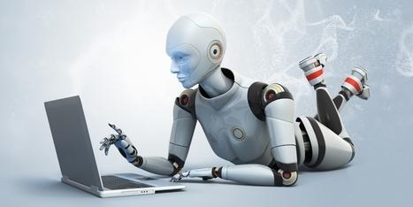 Les robots seront-ils les patrons de demain? | Geeks | Scoop.it