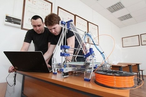 News & Events / National Research Tomsk Polytechnic University(TPU) | Robots in Higher Education | Scoop.it
