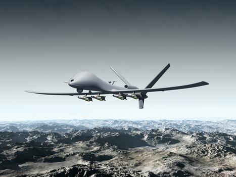 US states jockey to host domestic drones | Technoculture | Scoop.it